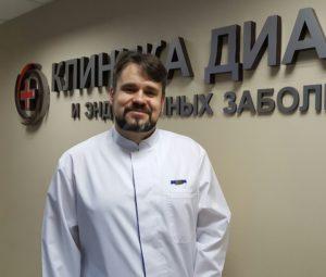 Василюк Анатолий Александрович, врач уролог-андролог высшей категории