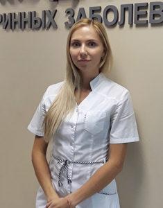 Полещук Ксения Николаевна